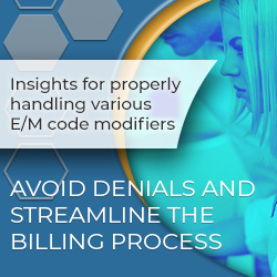Avoid denials and streamline the billing process