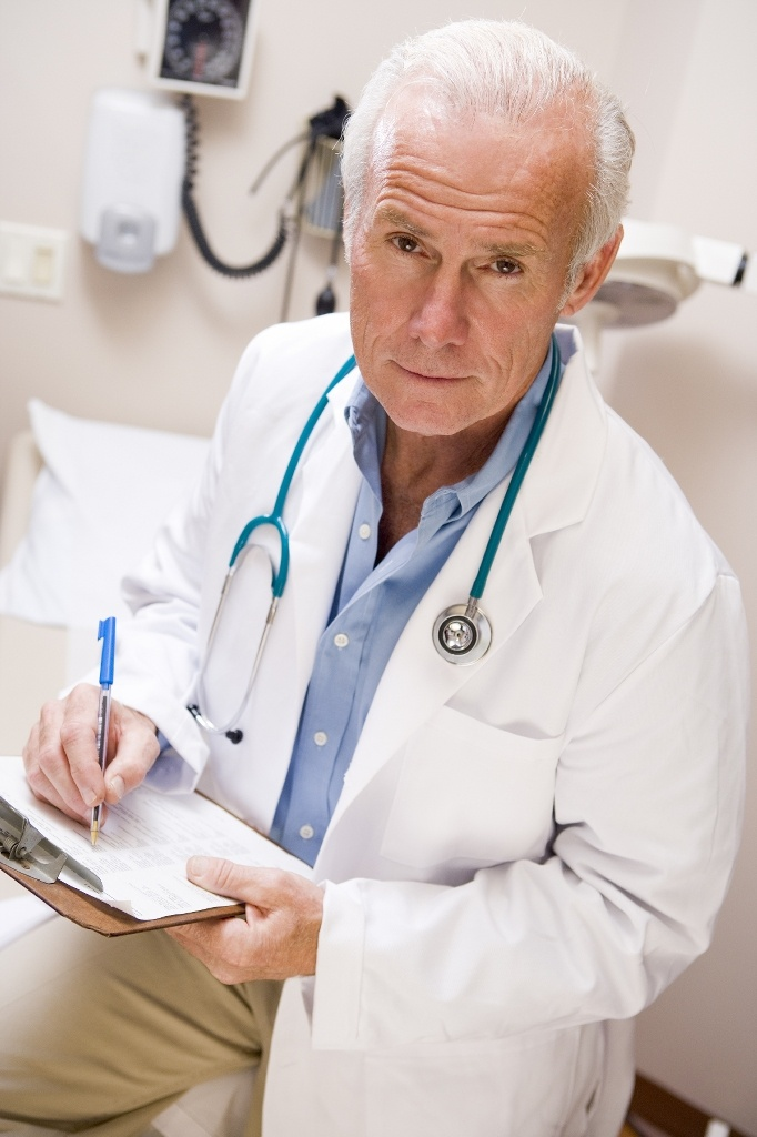 Physician Documenting ICD-10 Properly